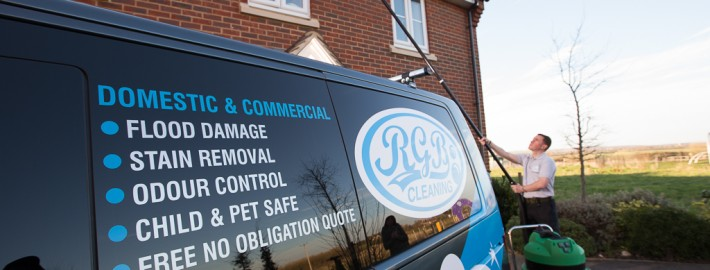 specialist cleaning services - RGB Bedford and Milton Keynes